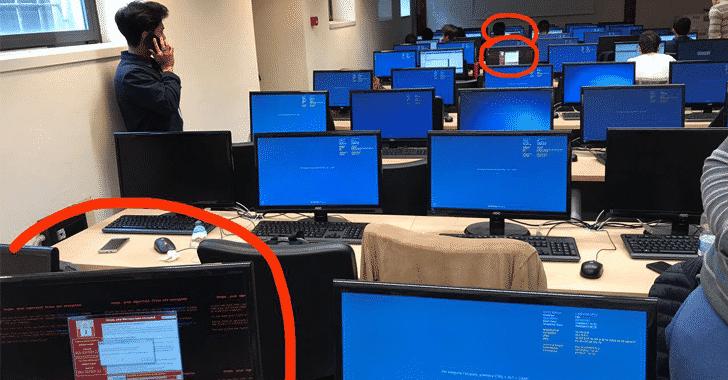 wannacry-ransomware-attack 6 خطوات لحماية حواسيب ويندوز من برمجية الفدية WannaCry