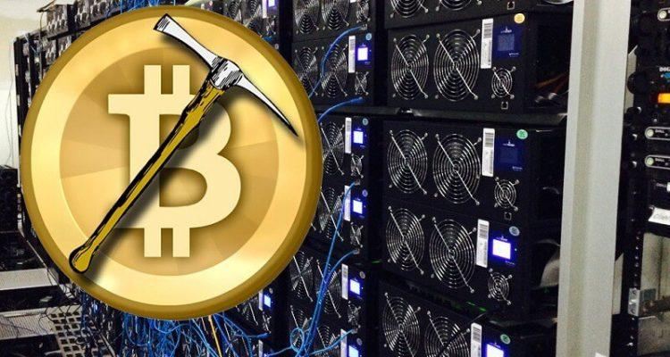 Bitcoin-mining-750x400 تعدين البيتكوين في المنزل مربح باستخدام جهاز واحد وفي حالة واحدة