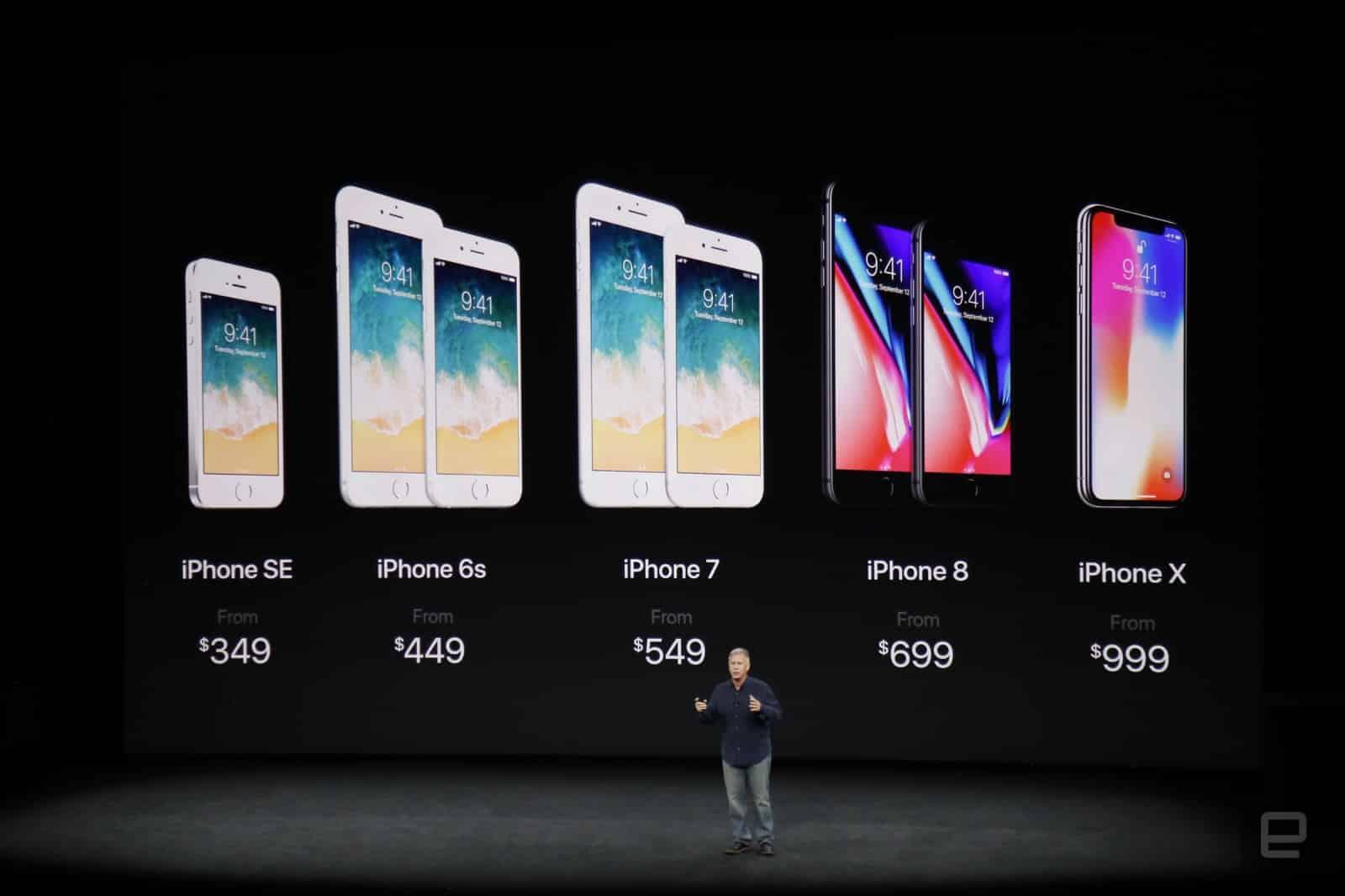 %D8%A2%D9%8A%D9%81%D9%88%D9%86-8 في ليلة الكشف عن آيفون 8 و iPhone X الأزمة تتألق وتقلق وول ستريت