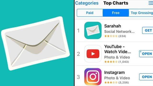 sarahah-statistics احصائيات تطبيق صراحة Sarahah السعودي الذي وصل إلى العالمية