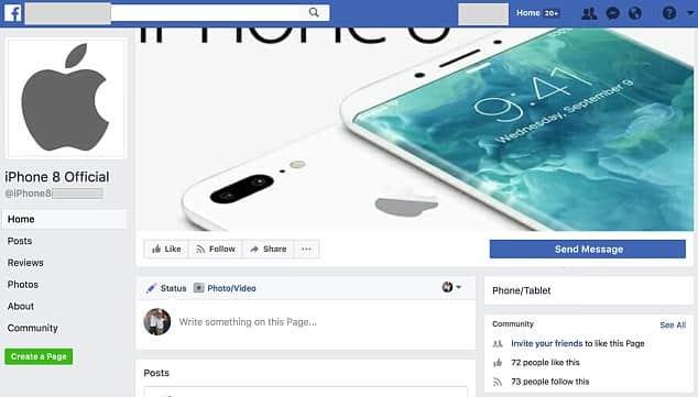 %D9%81%D9%8A%D8%B3-%D8%A8%D9%88%D9%83-2 ما وراء صفحات آيفون 8 و iPhone X مجانا على فيس بوك انستقرام و تويتر