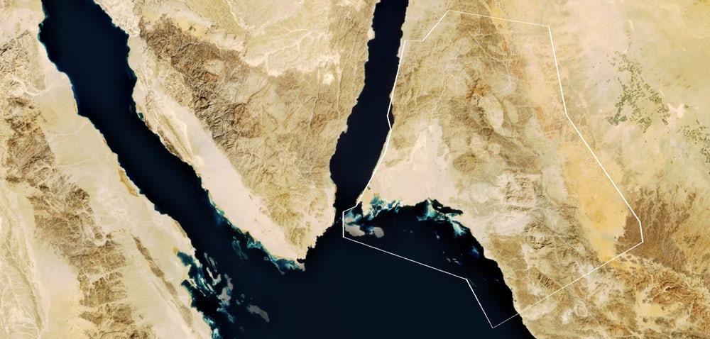 neom-saudi-arabia-city-futuristic-1 8 حقائق عن مشروع نيوم وبناء مدينة اقتصادية ذكية سعودية أردنية مصرية