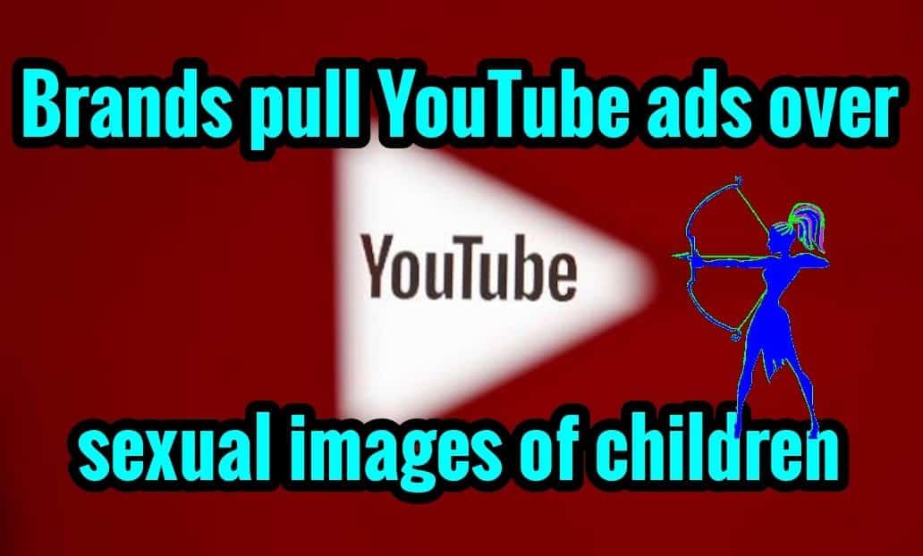 %D9%8A%D9%88%D8%AA%D9%8A%D9%88%D8%A8-2 أزمة يوتيوب تعود إلى الواجهة مع انسحاب المعلنين بسبب التحرش بالأطفال