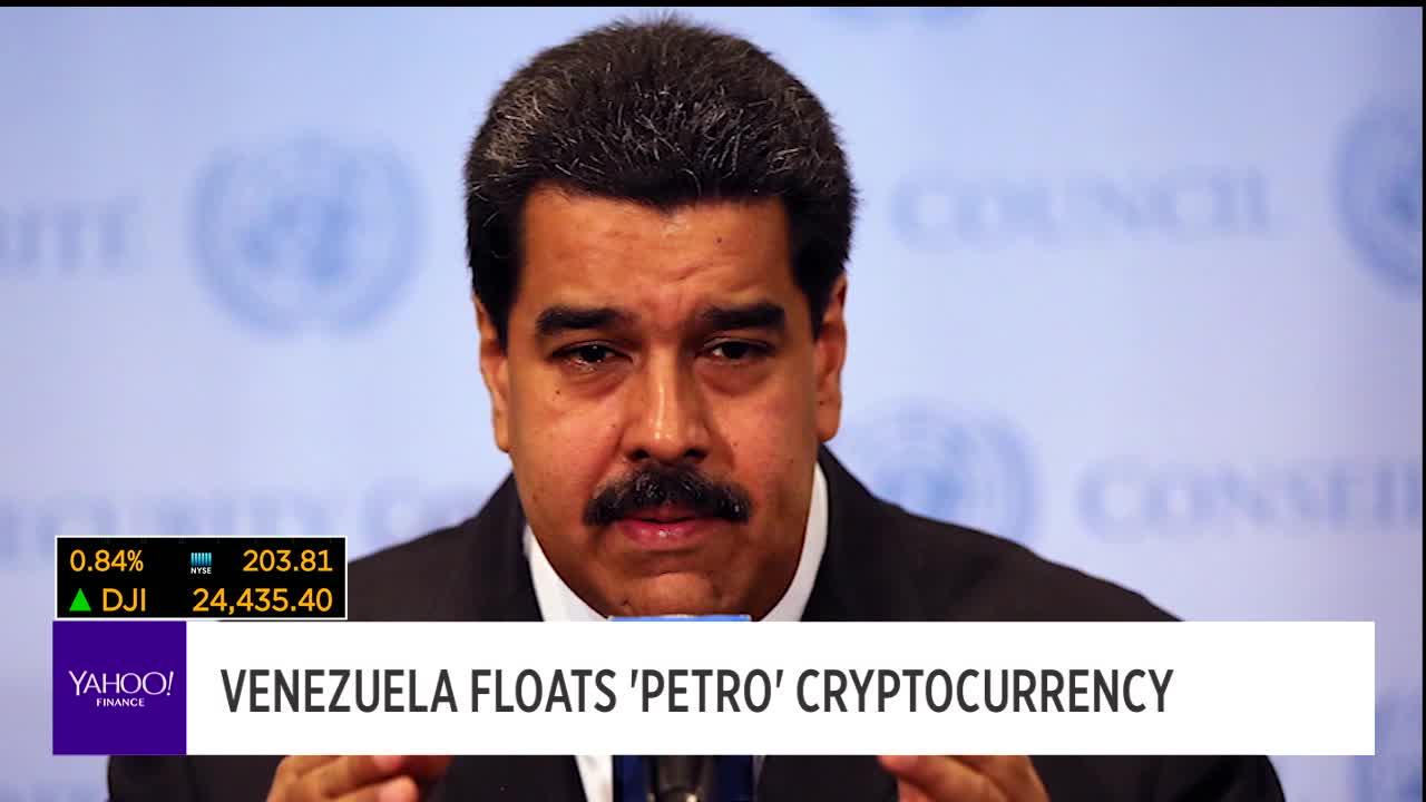 %D9%81%D9%86%D8%B2%D9%88%D9%8A%D9%84%D8%A7 العملة الرقمية Petro سلاح فنزويلا لمواجهة الأزمة الإقتصادية