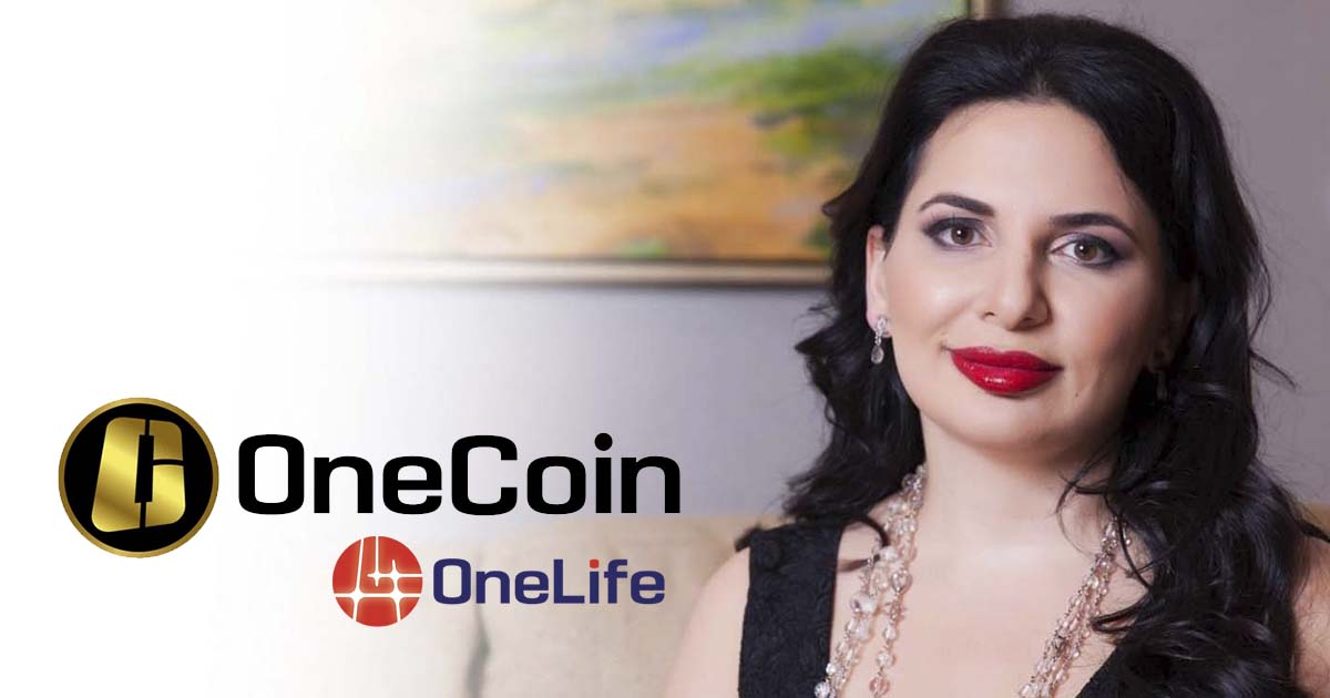 Onecoin-%D9%88-OneLife علاقة العملة الوهمية Onecoin و OneLife ودليل آخر على الإحتيال