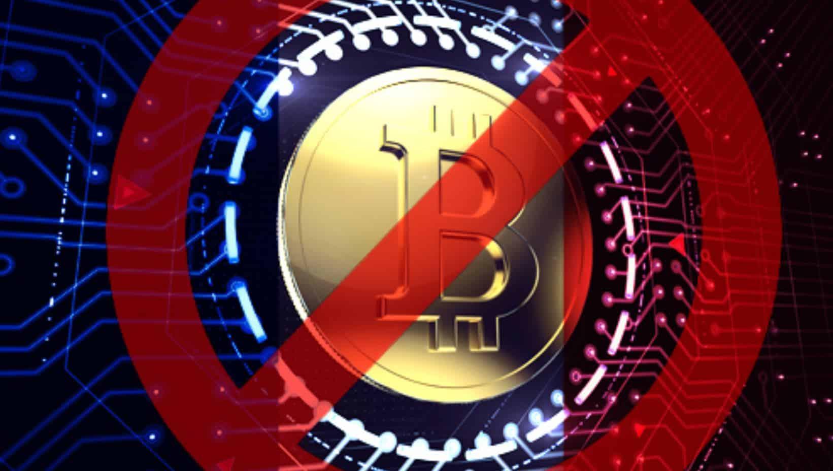 bitcoin-ban الكويت تحارب بيتكوين وتحذر من الاستثمار في العملات الرقمية