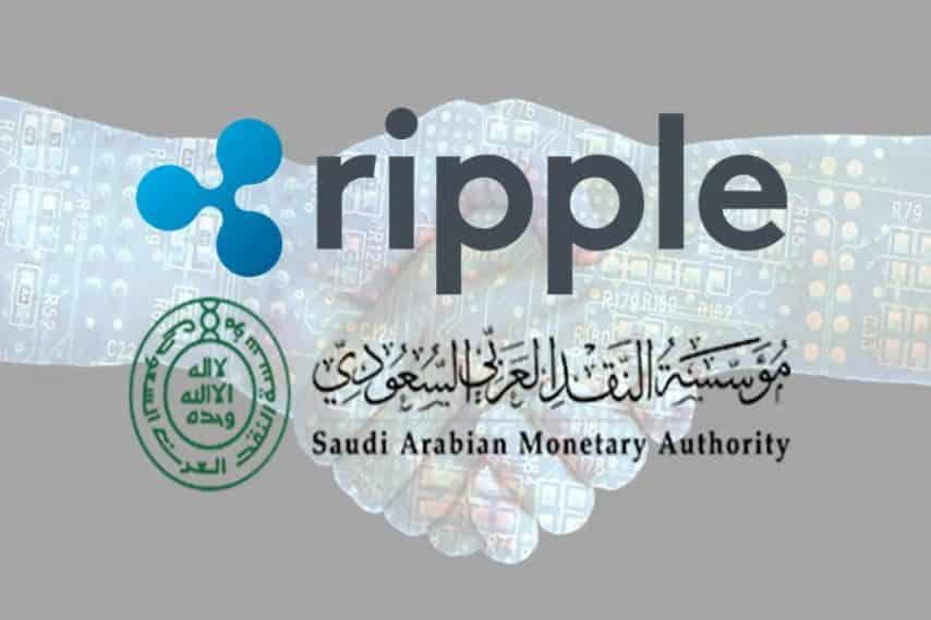 Ripple-%D8%A7%D9%84%D8%B3%D8%B9%D9%88%D8%AF%D9%8A%D8%A9 البنك المركزي السعودي يتفق مع الريبل Ripple لتطوير البنوك في السعودية