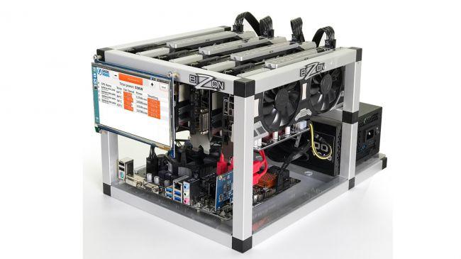 Shark-Mini أفضل أجهزة تعدين بيتكوين و الإيثريوم وربح مئات الدولارات من العملات المشفرة