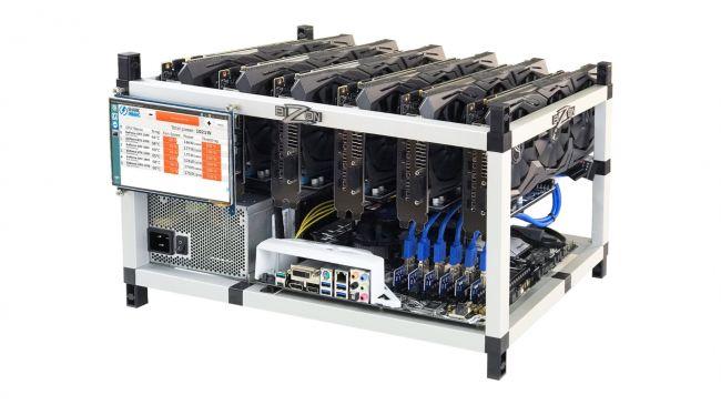 Shark-PRO أفضل أجهزة تعدين بيتكوين و الإيثريوم وربح مئات الدولارات من العملات المشفرة