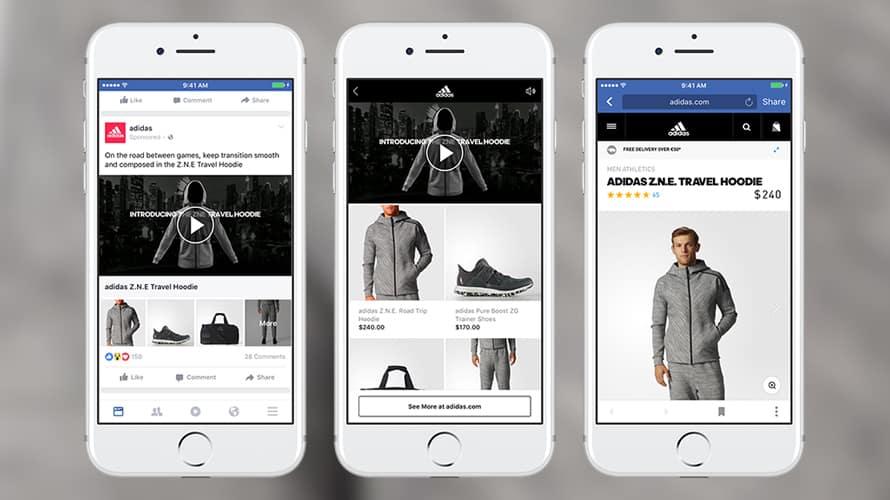 facebook-Adidas-video إعلانات الفيديو على فيس بوك فاشلة بشهادة أديداس