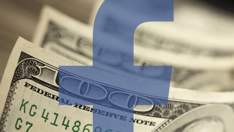 facebook-money الصفقة التي ستجعل فيس بوك يدفع المال للمستخدمين