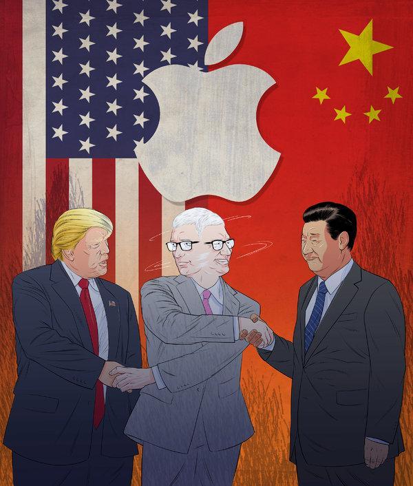 %D8%A2%D8%A8%D9%84-%D8%A7%D9%84%D8%B5%D9%8A%D9%86-%D8%A3%D9%85%D8%B1%D9%8A%D9%83%D8%A7 آبل في الحرب التجارية بين الصين والولايات المتحدة