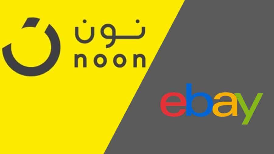 Ebay_Noon صفقة زيادة مبيعات eBay بالتوسع إلى الإمارات والسعودية