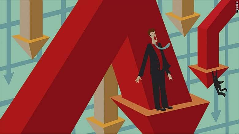 crypto-fall-banner انهيار خاطف لسوق العملات الرقمية وغير مبرر بسبب Coinrail