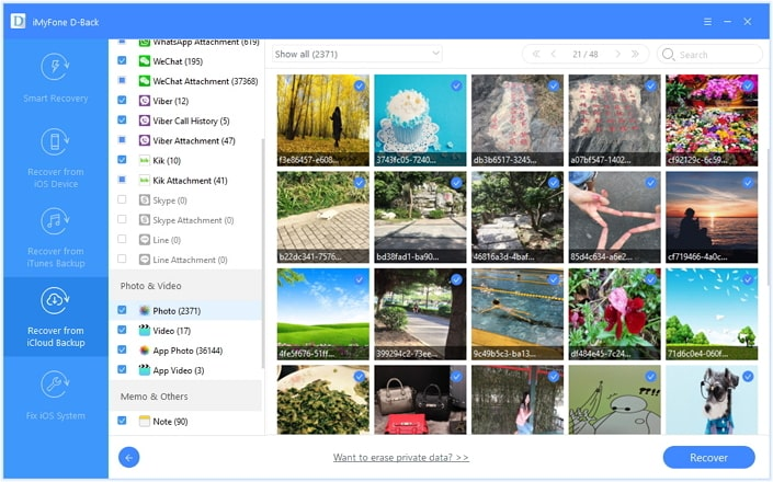 d-back-guide-13 برنامج استعادة الصور مع استرجاع الملفات المحذوفة على آيفون و آيباد و آيبود
