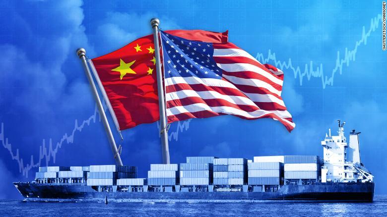 us-china-trade-war تأثيرات الحرب التجارية بين الصين وأمريكا على الدروب شيبنج