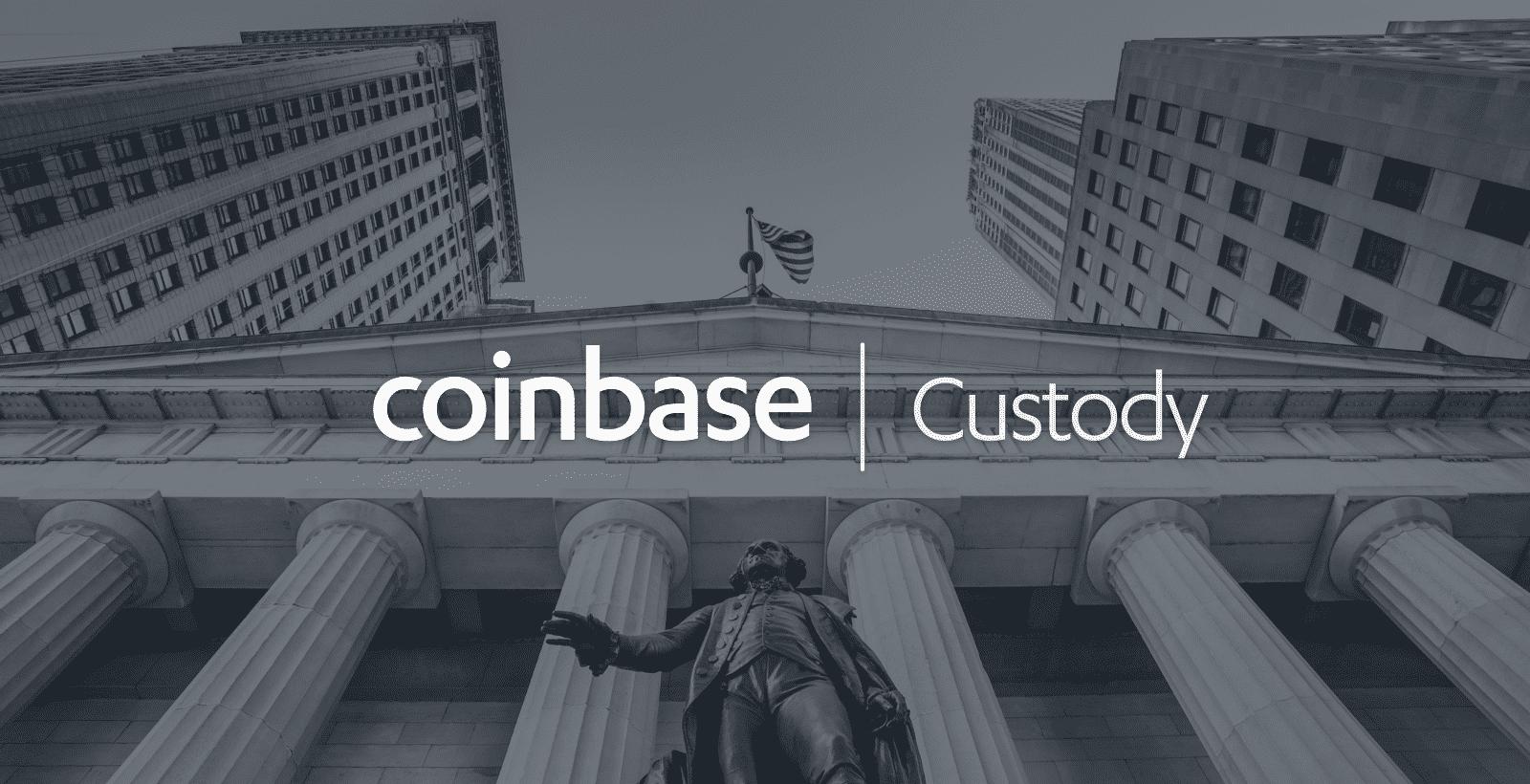 Coinbase-Custody كل ما نعرفه عن خدمة Coinbase Custody التي ستضاف إليها الريبل XRP