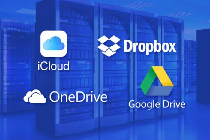 cloud-storage أفضل 5 مواقع خدمات تخزين الملفات مجانا