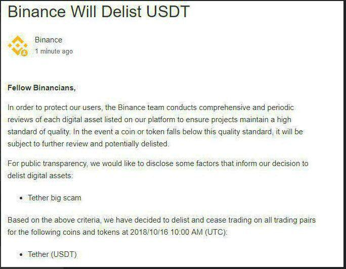 USDT-Scam-Report ما وراء ارتفاع بيتكوين إلى 7500 دولار وتحليق منافساتها بسبب Tether