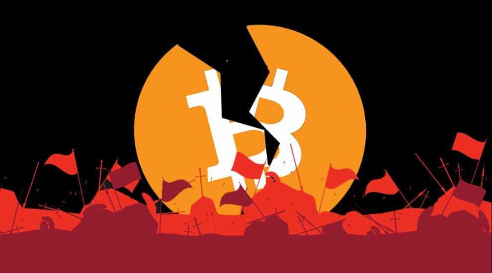 %D8%A8%D9%8A%D8%AA%D9%83%D9%88%D9%8A%D9%86-%D9%83%D8%A7%D8%B4 قصة انقسام بيتكوين كاش وولادة bitcoin ABC و bitcoin SV